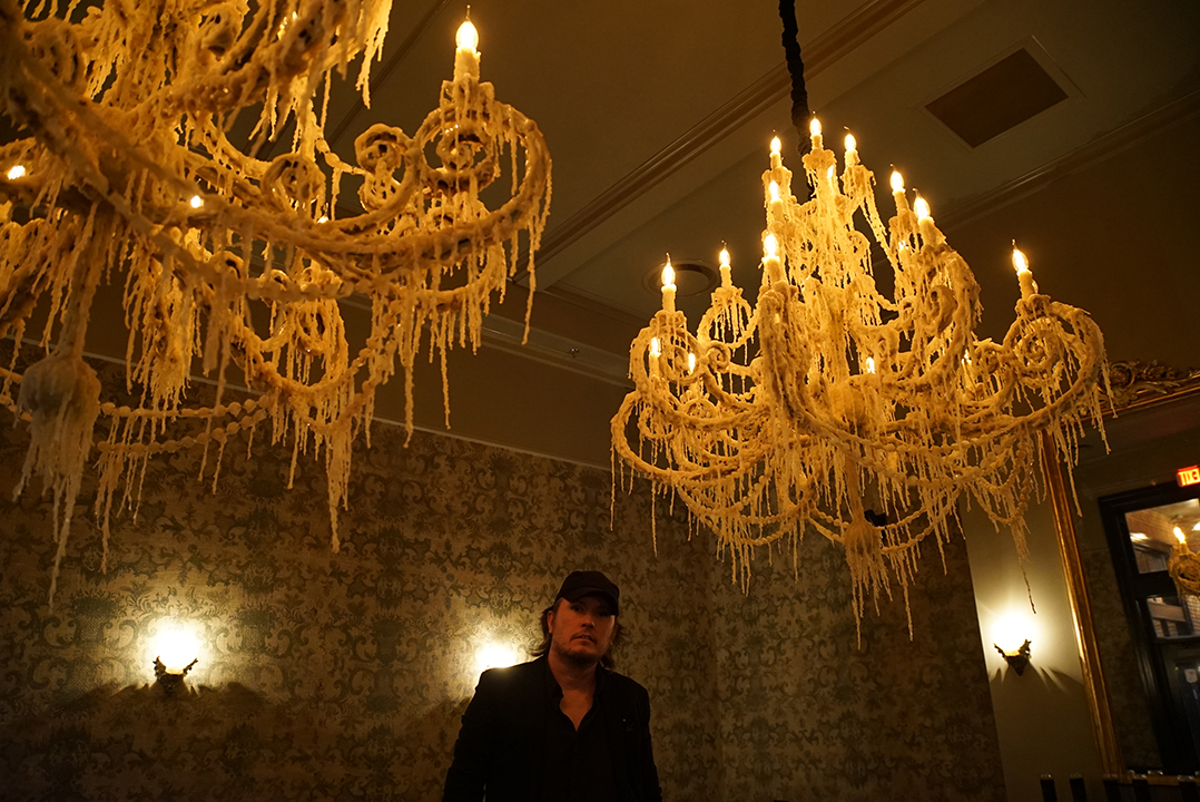 with chandelier ideas custom furniture crystals of chandeliers wrought within iron